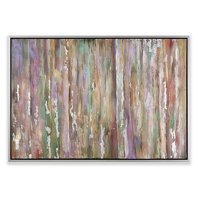 Alternate image 1 for Uttermost Silver Choices Abstract Wall Art