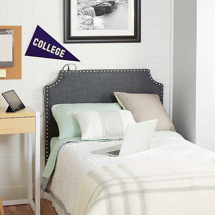Alternate image 1 for Silverwood The Powered Twin Headboard