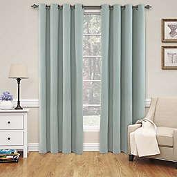 Eclipse Nadya 108-Inch Grommet Top Blackout Window Curtain Panel