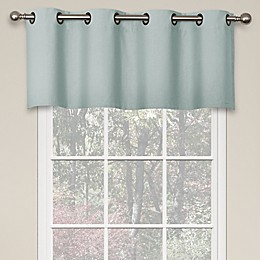 SolarShield® Naomi 18-Inch Straight Lined Window Valance