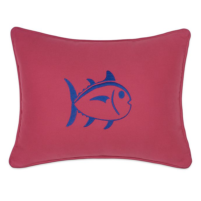 Southern Tide 174 Chino Americana Skipjack Oblong Throw