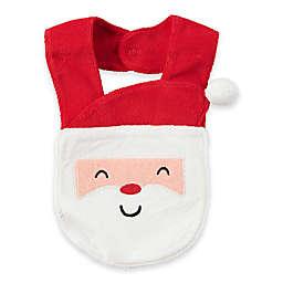 carter's® Santa Face Bib