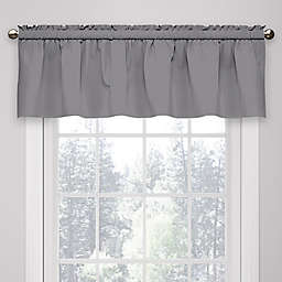 Solar Shield® Microfiber Rod Pocket Blackout Window Curtain Panel