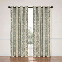 Eclipse Nadya 108-Inch Blackout Window Curtain Panel