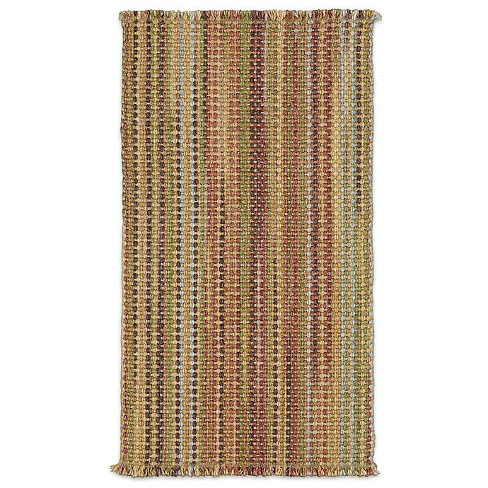 Alternate image 1 for Capel Nags Head Striped 7-Foot x 9-Foot Multicolor Area Rug