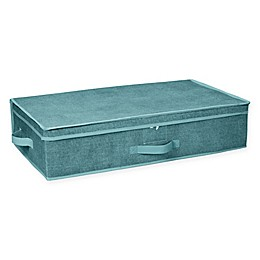 Simplify Under-the-Bed Storage Box in Blue
