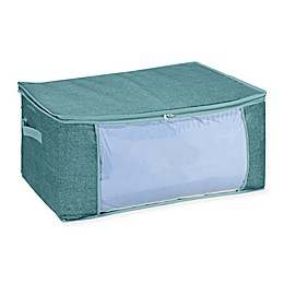 Simplify Blanket Storage Bag in Blue