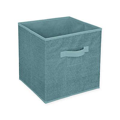 Simplify Storage Box Cube in Blue