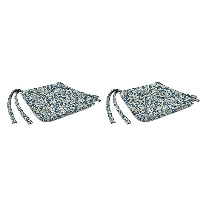 Knife Edge Seat Cushion Set Of 2 Bed Bath Beyond