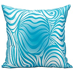 Mina Victory Zebra Indoor/Outdoor Throw Pillow