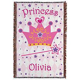 """Princess"" Throw Blanket"