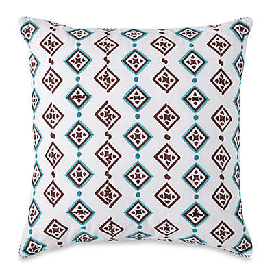 SPUN™ by Welspun Square Dots 16-Inch Square Throw Pillow