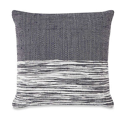 Spun™ by Welspun 16-Inch Square Throw Pillow in Indigo