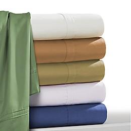 Tribeca Living 500-Thread-Count Cotton 6-Piece Sheet Set