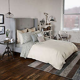 Beekman 1802 Marcellus Duvet Cover in Natural