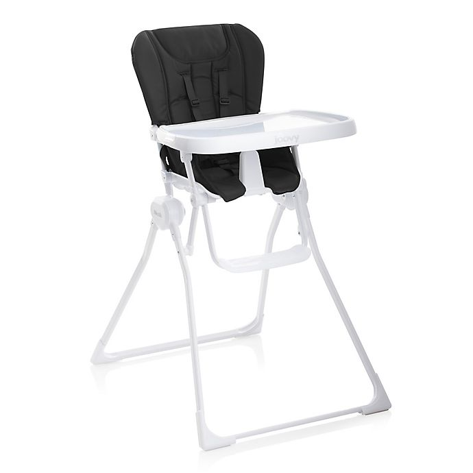 Alternate image 1 for Joovy® Nook™ High Chair in Black