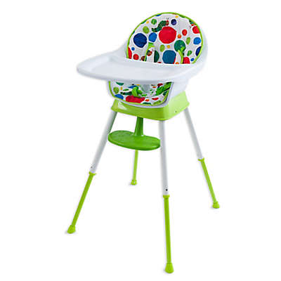 The World Of Eric Carle™ Hungry Caterpillar Playful 3-in-1 Convertible High Chair