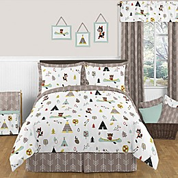 Sweet Jojo Outdoor Adventure Bedding Collection