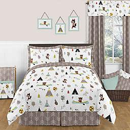 Sweet Jojo Outdoor Adventure Bedding Collection