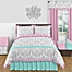 Part of the Sweet Jojo Designs Skylar Bedding Collection