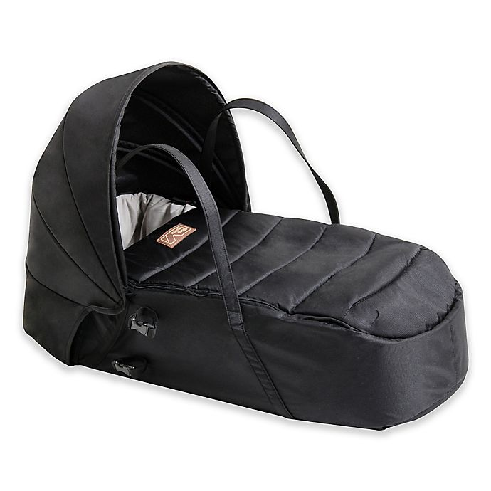 Alternate image 1 for Mountain Buggy® Newborn Cocoon in Black
