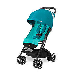 GB Qbit Plus Stroller in Capri Blue