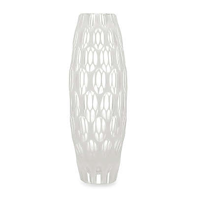 Monique Lhuillier for Royal Doulton Atelier Blanc Bud Vase