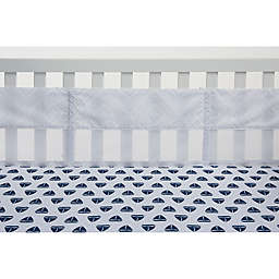 Nautica Kids® Mix & Match Secure-Me Crib Liner in Grey