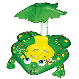 Frog Baby Rider