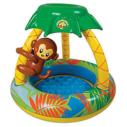 Poolmaster Go Bananas Monkey Baby Pool