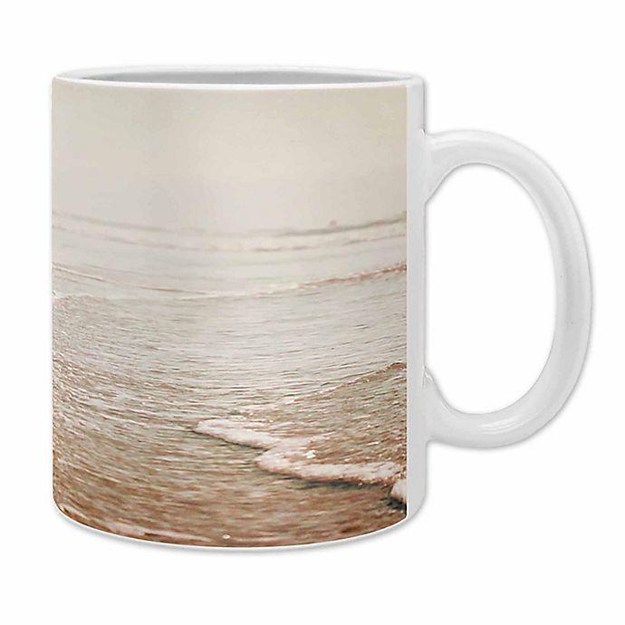 Alternate image 1 for Deny Designs Bree Madden Soul Surfer Coffee Mugs in Grey (Set of 2)