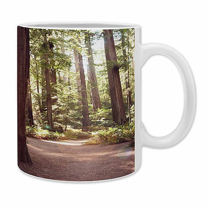 Alternate image 1 for Deny Designs Bree Madden Redwoods Coffee Mugs in Brown (Set of 2)