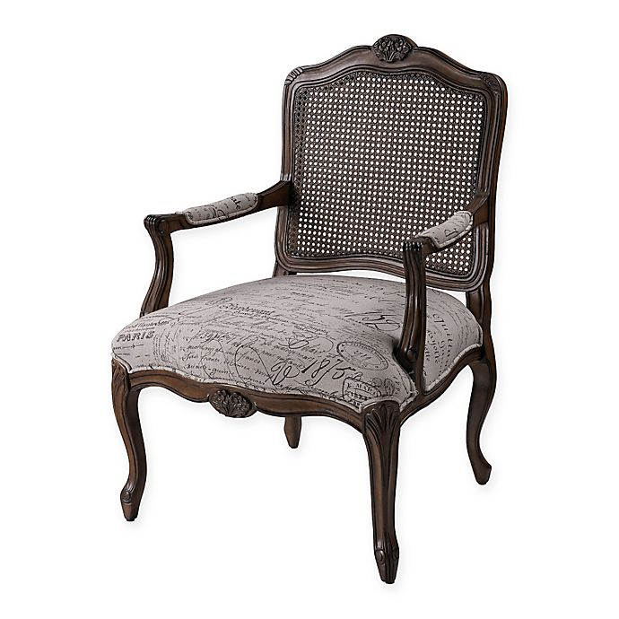 Alternate image 1 for Sterling Industries Marianne Armchair in Brown