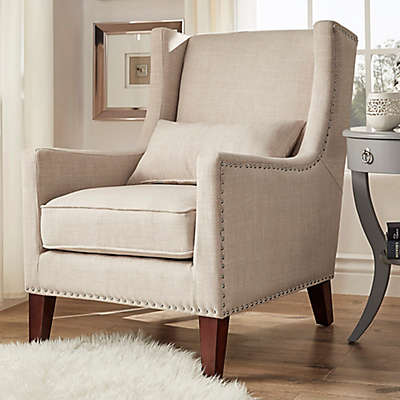 iNSPIRE Q® Trenton Wingback Arm Chair