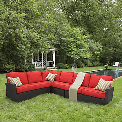 Protective Covers by Adco Modular Sectional Extension Sofa Cover