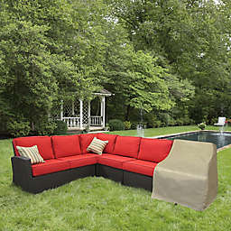 Protective Covers by Adco Modular Sectional Right Arm Sofa Cover