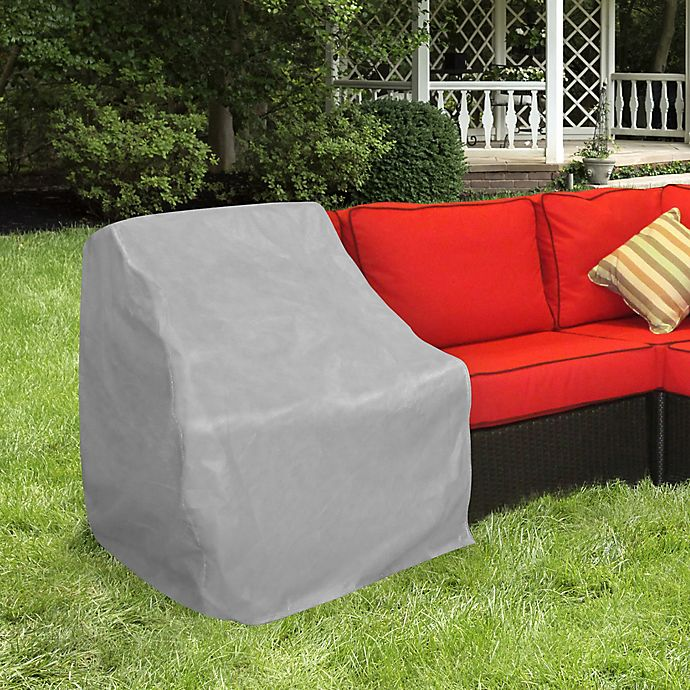 Alternate image 1 for Protective Covers by Adco Modular Sectional Left Arm Sofa Cover