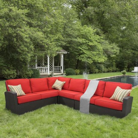 Protective Covers By Adco Modular Sectional Wedge Sofa