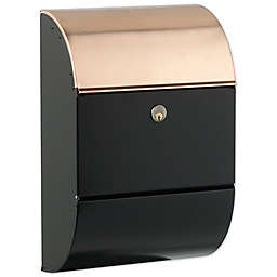 QualArc® Allux 3000 Locking Wall Mount Mailbox