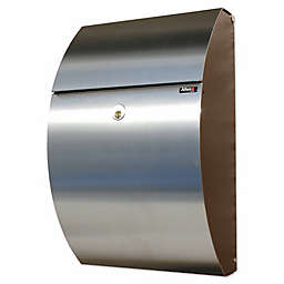 QualArc® Allux 7000 Locking Wall Mount Mailbox