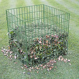 Bosmere 100-Gallon Wire Compost Bin in Green