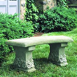 Campania Pansy Garden Bench
