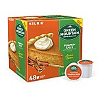 Keurig® K-Cup® Pack 48-Count Green Mountain Coffee Pumpkin Spice Coffee Value Pack
