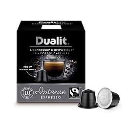 Dualit® 60-Count NX Intenso Espresso Nespresso® Compatible Coffee Capsules