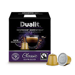 Dualit® NX Nespresso® Compatible Coffee Capsules Collection