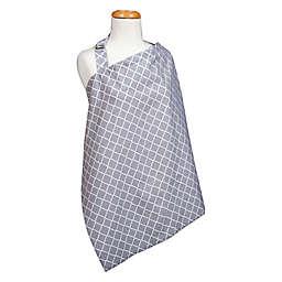Trend Lab® Diamond Nursing Cover in Grey