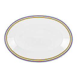 DKNY Lenox® Urban Essentials 16-Inch Oval Platter in White