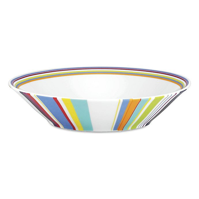 Alternate image 1 for DKNY Lenox® Urban Essentials Serving Bowl in White