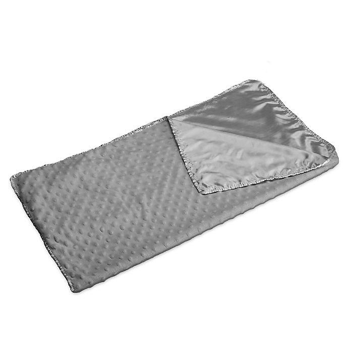 Alternate image 1 for J.L. Childress Cuddle 'N Cover Stroller Blanket in Grey
