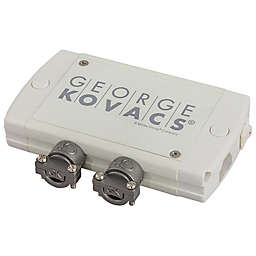 George Kovacs® LED Cabinet Junction Box in White